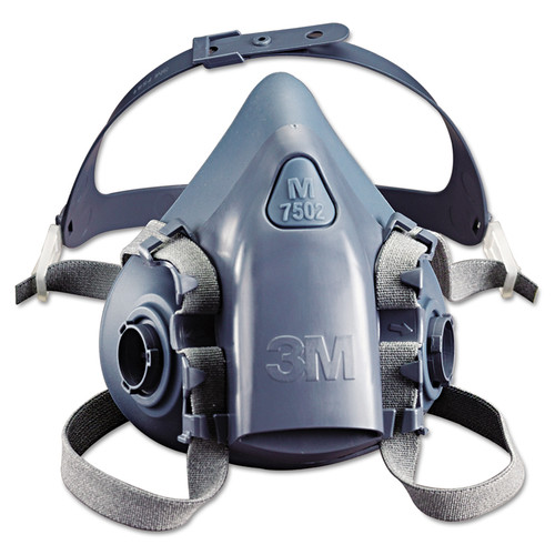 3M Half Facepiece Reusable Respirator with Cool Flow