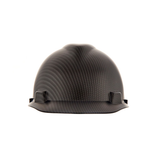 MSA 10204777 Sport Carbon Fiber V-Gard Hydro Dip Hard Hat Cap Style