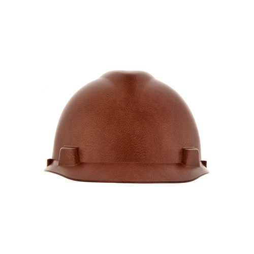 MSA 10204773 Leather V-Gard Hydro Dip Hard Hat Cap Style