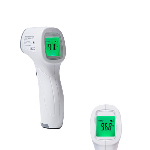 Non Contact Infrared Thermometer - Safe and Hygienic - (FDA Registered)