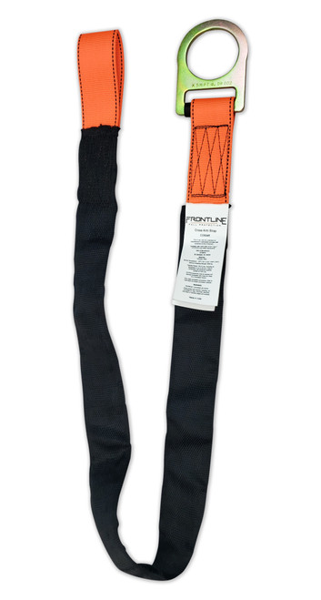Frontline COS06R Concrete Embed 6' Anchor Strap D-Ring End