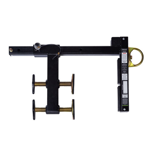 Frontline Parapet Adjustable Non-Penetrating Anchor with Extended Arm