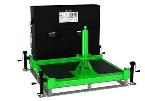 3M 8530870 M100 Modular Jib Counterweight Base with Concrete 1 User