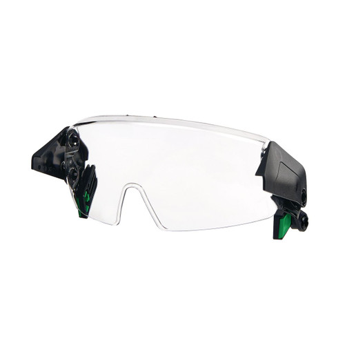MSA 10194820 V-Gard H1 Half-Face Spectacles Clear Polycarbonate