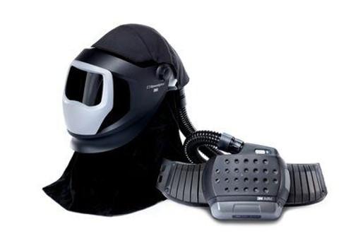 3M 38-1101-00SW Adflo PAPR and Versaflo M-Series Helmet Kit w Speedglas