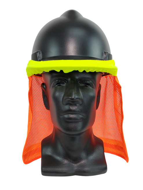 Fierce Safety AC100H High Vis Color Universal Hard Hat Shade