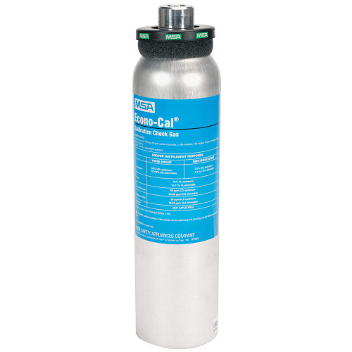 MSA Calibration Gas Cylinder ALTAIR 2X (20 ppm H2S)