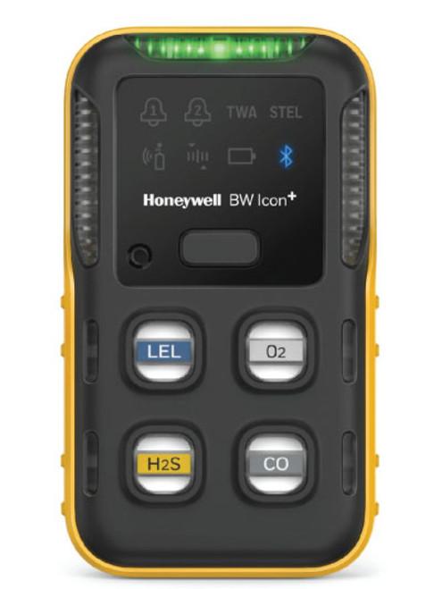 BW CPI-W5X1H1M1-Y-NA Multi-Gas Detector ICON+ (LEL IR/O2/H2S/CO)