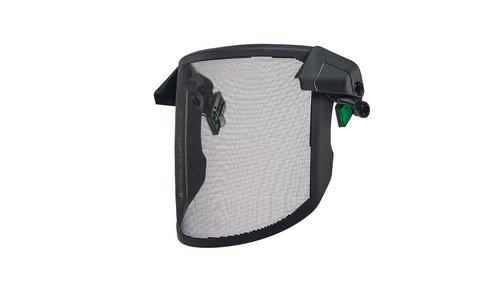MSA 10194819 Mesh/Forestry Faceshield for V-Gard H1 Helmet