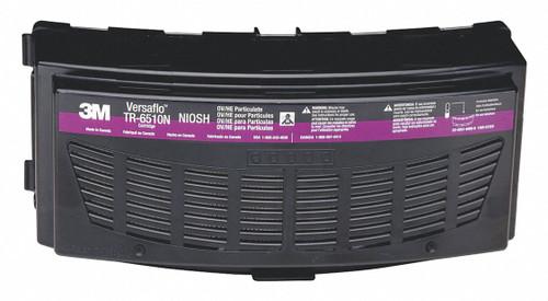 3M TR-6510N Versaflo Organic Vapor/HEPA Cartridge for TR-600/800 PAPR (5 EA/Case)