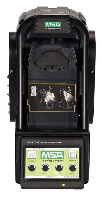 MSA 10128627 Galaxy GX2 ALTAIR 5/5X Multigas Detector No-Charging