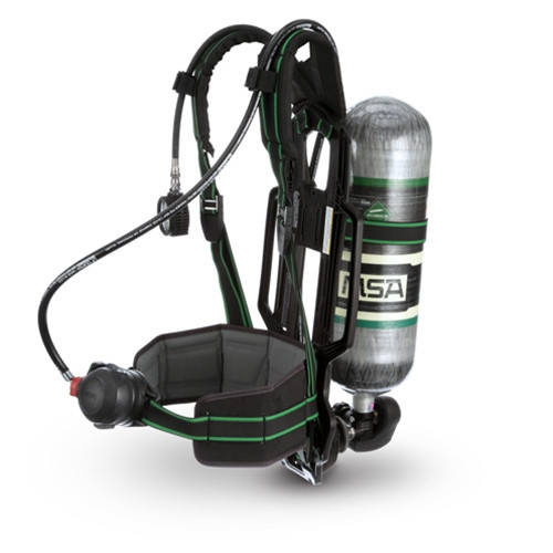 MSA 10215805 G1 Industrial SCBA G1 iRC with Hard Case Included