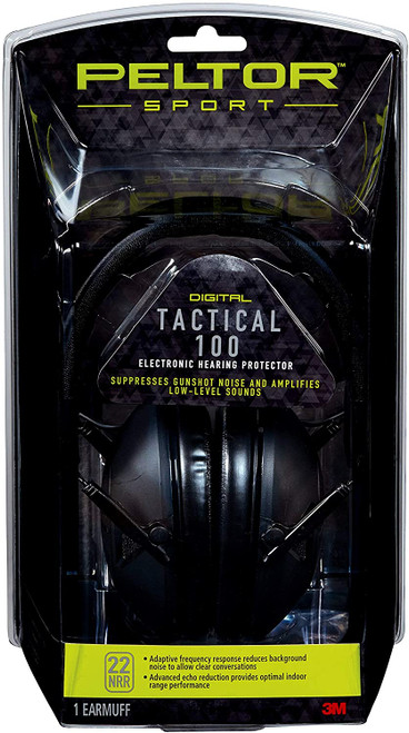 3M Peltor TAC100-OTH Sport Tactical 100 Electronic Hearing Protector
