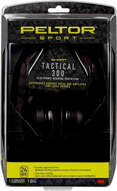 3M Peltor TAC300-OTH Sport Tactical 300 Electronic Hearing Protector