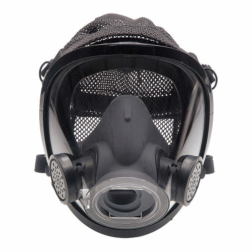 3M Scott AV-3000 Facepiece with SureSeal and Rubber Head Harness