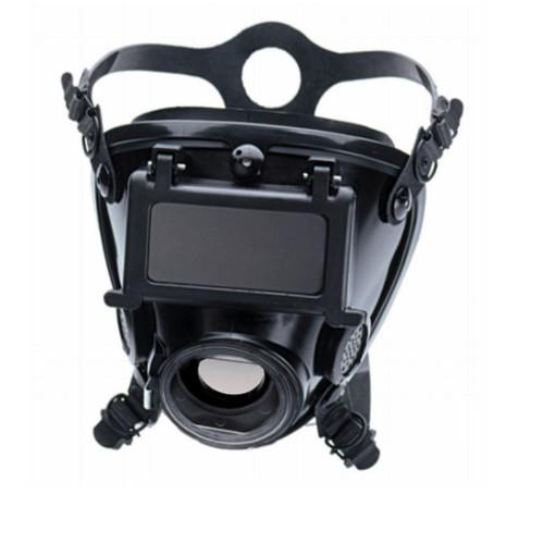 3M Scott Weld-O-Vista Facepiece with Kevlar Head Harness