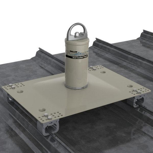 Miller X10031 Fusion Membrane Roof Anchor Post