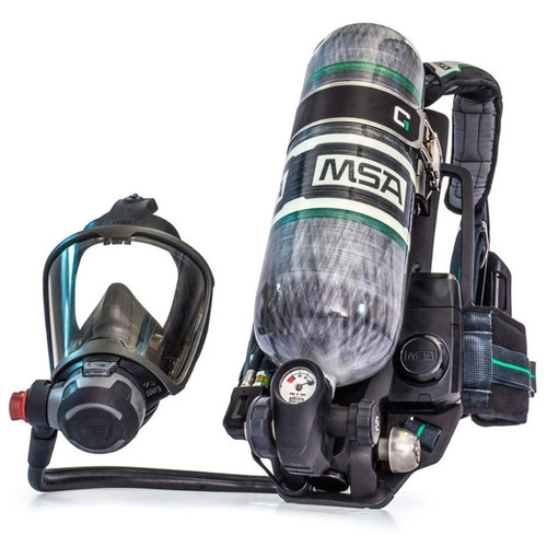 MSA 10215806 G1 iRC Industrial SCBA Low-Pressure 30-min