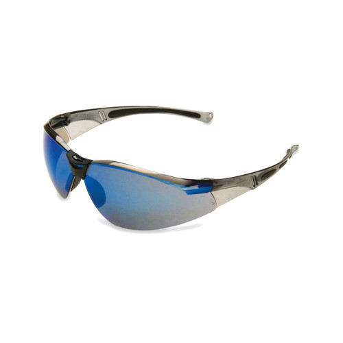Honeywell Uvex A803 Amber With Blue Anti-Scratch/Hard Coat/Mirror Lens