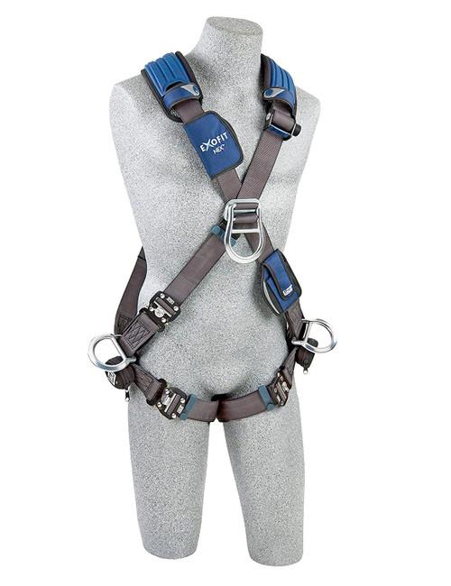 DBI-SALA ExoFit NEX Cross-Over Style Positioning/Climbing Harness