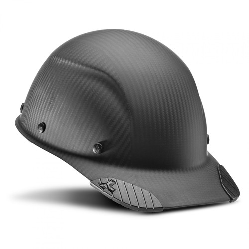 Lift Safety HDCM-17KG CARBON FIBER CAP hard hat with 6 point suspension