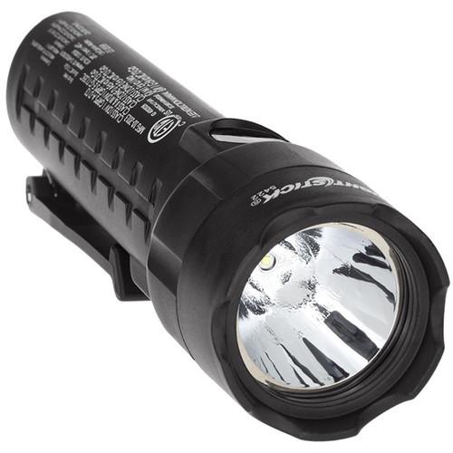 Bayco XPP-5422B Intrinsical Safe Permissible Dual-Light Flashlight