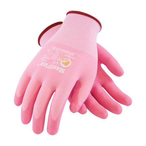 MaxiFlex 34-8264 Glove with Nitrile Micro-Foam Grip (Dozen)