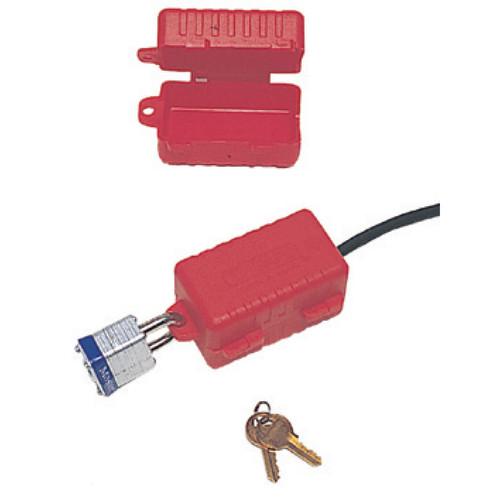 North LP550 E-Safe Multiple Entry Plug Lockout Accepts 220V and 550V