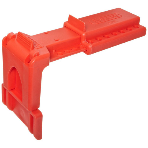 """North B-Safe BS02R Ball Valve Lockout (1-1/2"""" to 2-1/2"""" )"""