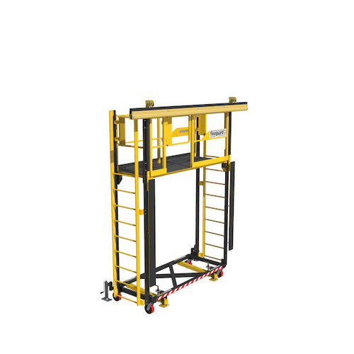 DBI SALA 8530397 FlexiGuard Supported Ladder System
