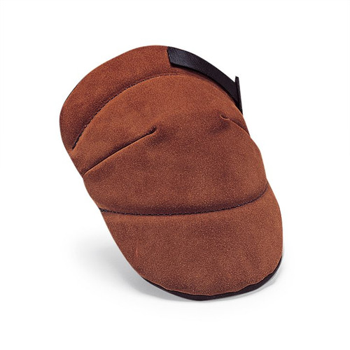 Allegro 6991 Leather Knee Pad Abrasion Resistant (Pair)
