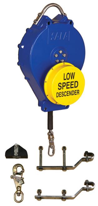 DBI SALA 3303003 Rollgliss 115' Descender - Sloped/Auto Retract