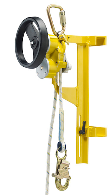 DBI SALA 3326350 Rollgliss R550 Rescue and Descent Device 350ft