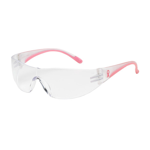 Bouton 250-10-0900 Eyewear with Clear/Pink Rimless Frame (Each)