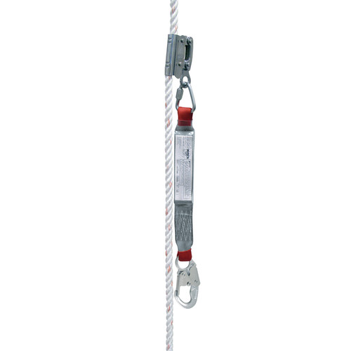 Protecta 1340005 PRO Rope Adjuster with Lanyard 2'