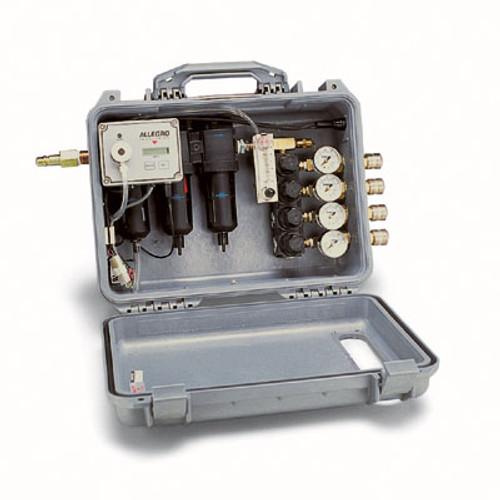 Allegro 9874-MR Multi-Regulator Filtration Panel Four Port