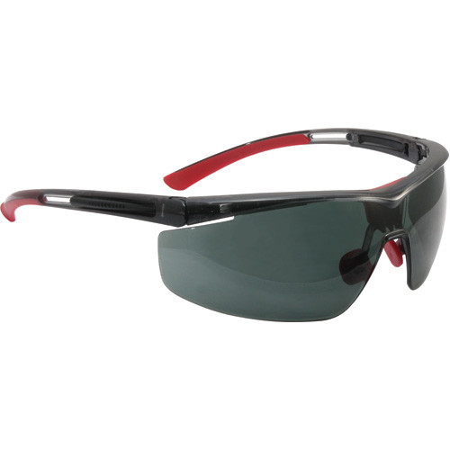 North T5900LTKS Safety Glasses Smoke Anti-Fog and Anti-Scratch Lens