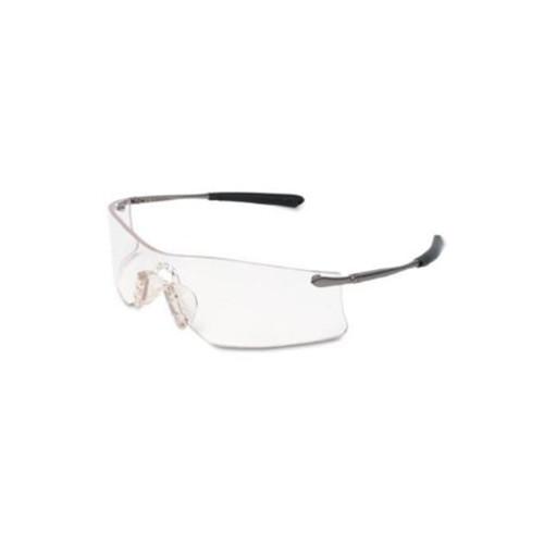 Rubicon T4110AF ProGrade Clear Lens Safety Glasses