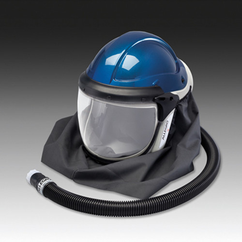 Allegro 9904 Deluxe Supplied Air Shield/Helmet