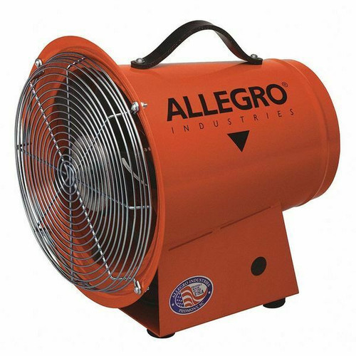 """Allegro 9506 DC Axial Blower 8"""""""