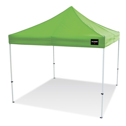 Allegro 9403‐10 Hi-Viz Green Utility Canopy Shelter