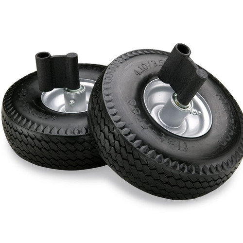 """Allegro 9401‐29 Large 10"""" Puncture Proof Wheels"""