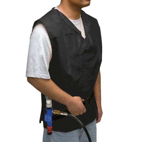 Allegro 8300 Vest w/Plastic Cooler, Standard