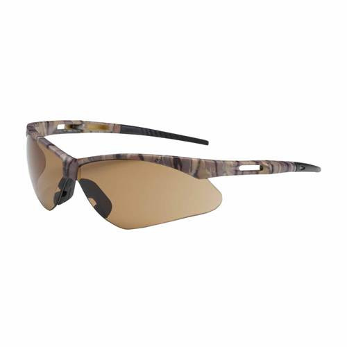 Bouton 250-AN-10121 Safety Glasses with Brown Anti-Scratch Lens