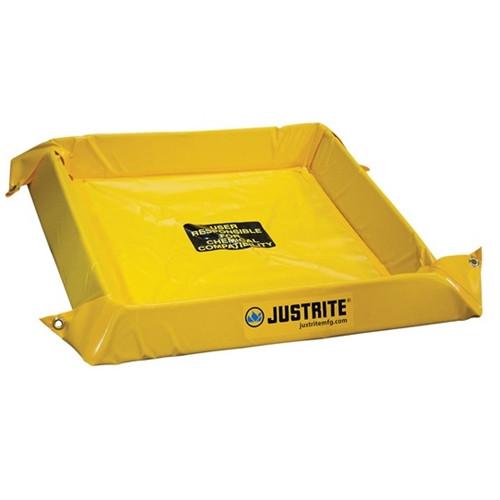 Justrite 28424 Maintenance Spill Berm Cap 135 Gal