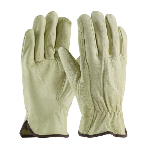 PIP 70-360 Grain Pigskin Leather Drivers Gloves Keystone Thumb (Dozen)