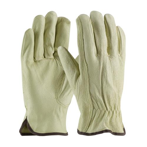 PIP 70-360 Grain Pigskin Leather Drivers Gloves Keystone Thumb (Pair)