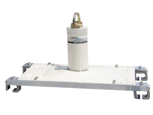 Miller X10001 Roof Anchor Post 11.75'' to 21.25''