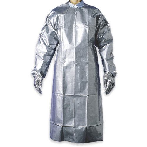 North SSCA/S Silver Shield Coat 10 Units Size Small