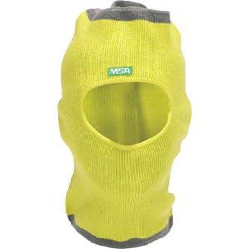MSA 10118418 WInter V-Gard Liner Knit Yellow Hat-Cap Cover (Each)